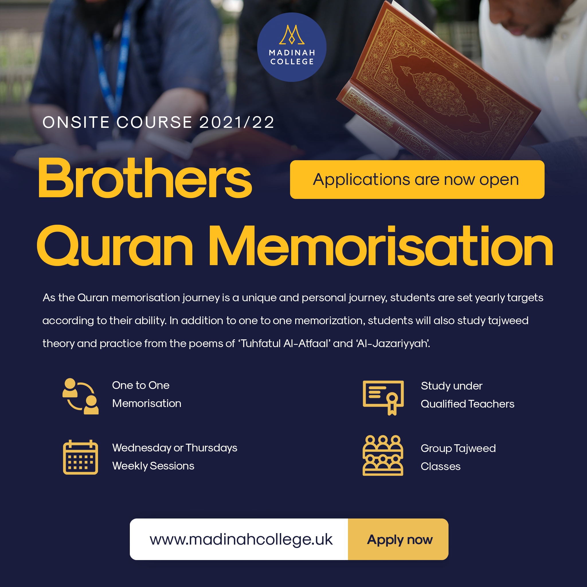 Quran Instagram